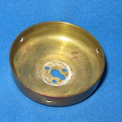 Old Brass Telephone Transmitter Back Cup