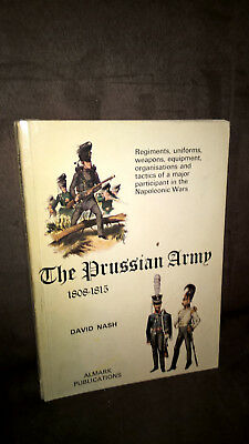 The Prussian Army 1808-1815 - Uniforms,Regiments,Weapons...viele Farbbilder