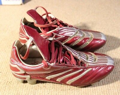 new style a1636 07ced ... new zealand adidas predator traxion football boots size uk 4.5 fast  post a5ae8 cba3c