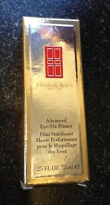 NIP Elizabeth Arden Advanced Eye-Fix Primer .25 Fl Oz - Free US Shipping