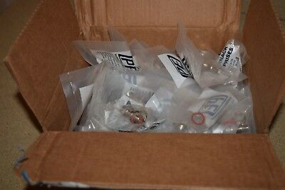 Pasternack Enterprises Connectors - Lot Of 70 -New In Packages