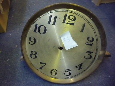 1930s Longcase Grandfather Clock Weight Driven Chimeing Movement+Dial(66)