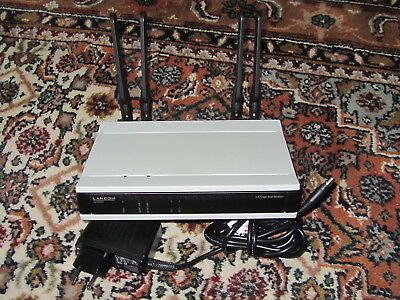 LANCOM Systems L-322agn dual Wireless WLAN Access Point 322 2.4GHz 5GHz POE 1