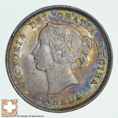 1893 Canada 5 Cents *0949