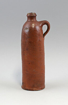 99845525 Antique Water Bottle of Eger ffranzensbad Ceramics