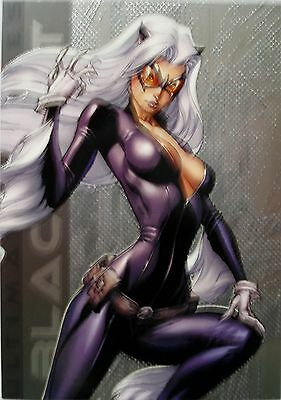 Women of Marvel 2 Ultimate Heroes UH20 Black Cat Rittenhouse