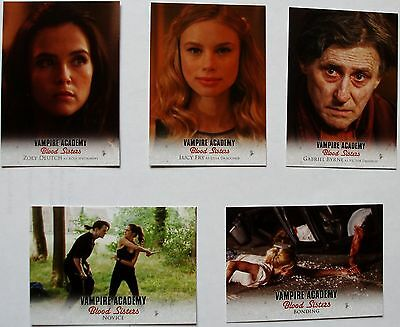 Vampire Academy set of 100 cards Leaf