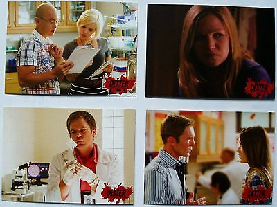 Dexter season 5/6 set of 72 cards Breygent