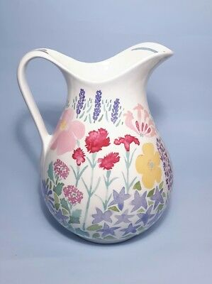 Portmeirion Julie Depledge Hidcote  Large Jug