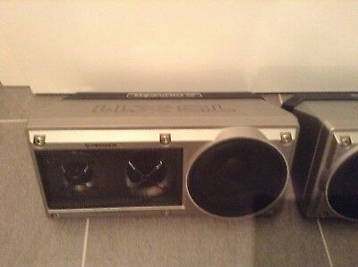 Pioneer TS-X11 Vintage Old School Lautsprecher Speakers