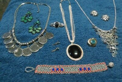 Vintage to Modern Estate Lot of Jewelry ...