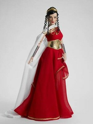 Tonner Convention 17 inch DC Stars Wonder Woman is Athena's Champion NRFB LE 100