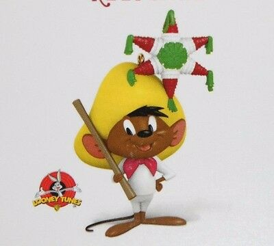 Speedy Gonzales Looney Tunes 2015 Hallmark Keepsake ornament  in box