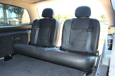 Vy/vz Commodore Wagon Hsv Rear Seats (7 Seater)  Avalanche Seats