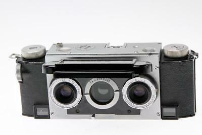 Realist Stereo Camera with David White 35mm f2.8 Lens
