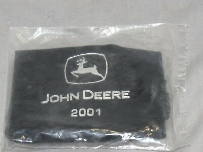 John Deere 2001 Pewter Ornament Model A Tractor New in Package Christmas NOS
