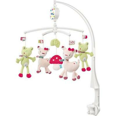 BABYSUN Mobile Musical Les Coquettes