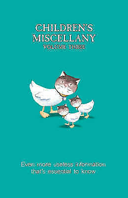 Children's Miscellany: Volume 3: v. 3 by Enright, Dominique, Good Used Book (Har
