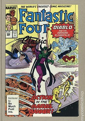 Fantastic Four (1st Series) #306SMF 1987 FN+ 6.5