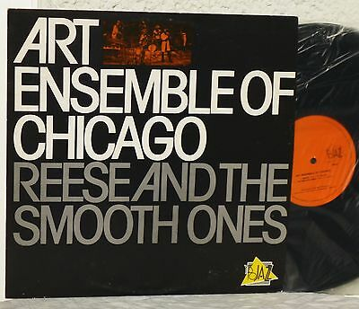 ART ENSEMBLE OF CHICAGO - Reese And The Smooth Ones  LP  Lester Bowie