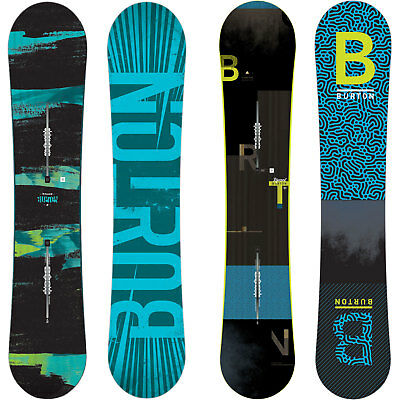 Burton Ripcord Men's Snowboard All Mountain Freestyle Beginners 2017-2018 NEW