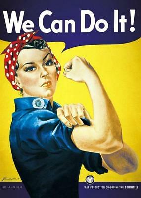 We Can Do It Maxi Poster 61cm x 91.5cm new and sealed