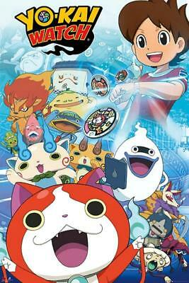 Yo-Kai Watch : Key Art - Maxi Poster 61cm x 91.5cm new and sealed