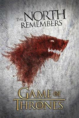 Game of Thrones : Wolf - Maxi Poster 61cm x 91.5cm new and sealed