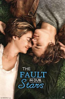 The Fault In Our Stars : One Sheet - Maxi Poster 61cm x 91.5cm new and sealed