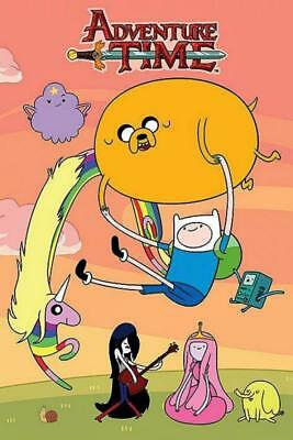 Adventure Time : Sunset - Maxi Poster 61cm x 91.5cm new and sealed