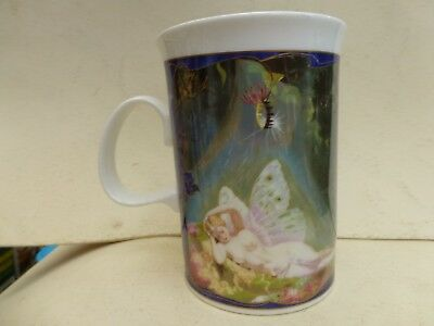 Dunoon Woodland Fairies bone china Mug.  New.