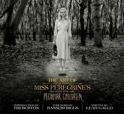 ART OF MISS PEREGRINES HOME/PECULIAR CHI, Gallo, Leah, 9781594749438