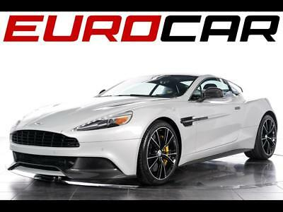2014 Aston Martin Vanquish Base Coupe 2-Door 2014 Aston Martin Vanquish - All Exposed Carbon Fiber Ext. Options, Stunning!