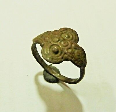 Old bronze ring (180)  .