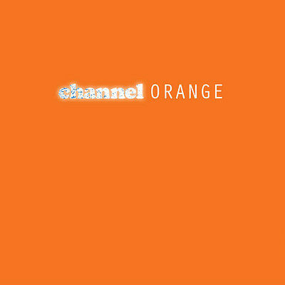 "Frank Ocean "" Channel Orange "" New Uk Lp Vinyl"