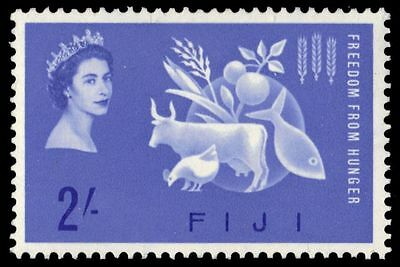 FIJI 198 (SG328) - Freedom from Hunger Campiagn (pf82410)