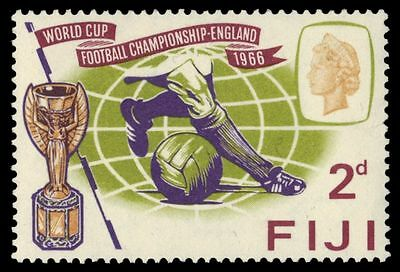 FIJI 219 (SG349) - LONDON '66 World Cup Football Championships (pf82484)