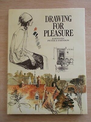 Drawing For Pleasure~Wide Range of Media~127pp HBWC~1984