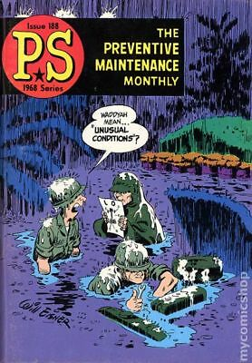 PS The Preventive Maintenance Monthly #188 1968 FN 6.0