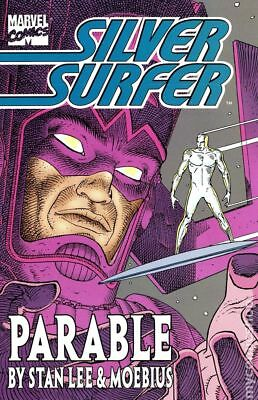Silver Surfer Parable TPB (Marvel) #1-1ST 1988 NM