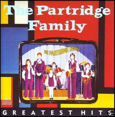 The Partridge Family: Greatest Hits – 16 Track Cd, Best Of, David Cassidy