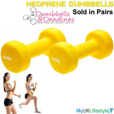 ALL-PURPOSE DUMBBELLS , Dumbbells Vinyl Hand Weights Aerobic