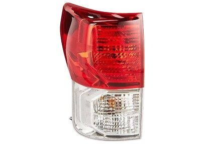 For Toyota Tundra 2010-2013 Rear Driver Left Tail Light Lamp Assembly Genuine