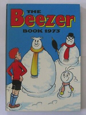 The BEEZER Book 1973 Unclipped