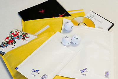 NEW! 50 100 Padded Featherpost Bubble Envelope Mailer Bag ALL Sizes A 000 - L 8