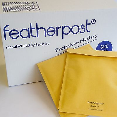 Featherpost Bubble Envelope Mailer Padded Bag! size C/0 JL0