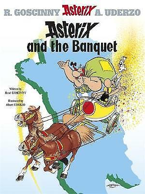 Asterix and the Banquet (Asterix (Orion Hardcove, René Goscinny, Albert Uderzo,