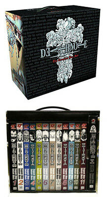 Death Note The Complete Collection Box Set Vol. 1/13 English Version