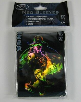 50 Max Protection FOIL Sleeves : Ghosts - Schutzhüllen Huellen Hüllen