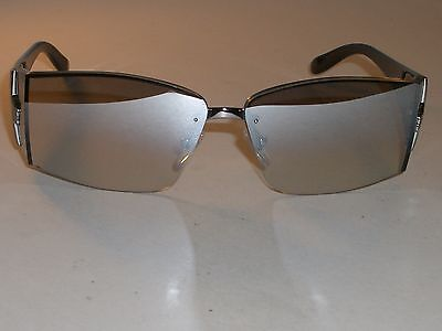 90739069ec42 Versace Mod 2011 1003/6V 59[]11 Brownish Gradient Clear Rimless Wrap  Sunglasses